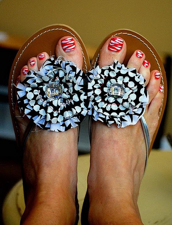 20 Diy Flip Flop Ideas Hative