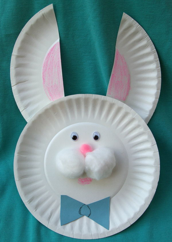 Cute easter craft ideas for kids hative for Crafts and hobbies ideas
