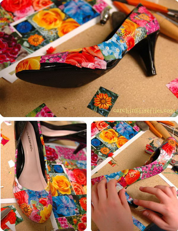cool and easy diy mod podge crafts hative