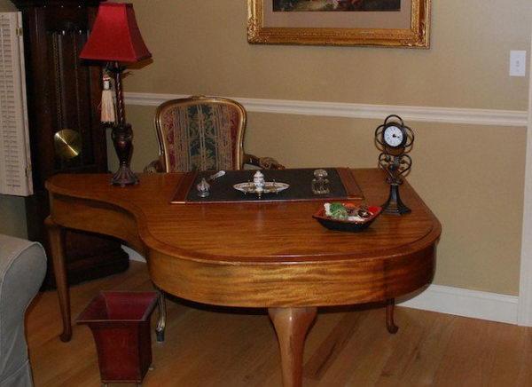 20 Creative Old Piano Repurposing Ideas Hative
