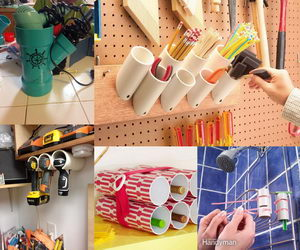 pvc-pipe-storage-collage