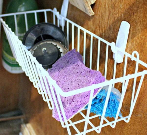 Kitchen Organization Ideas Dollar Store Under Sink