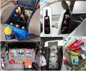 Wonderful Creative Storage And Organization Ideas For Your Car   Hative