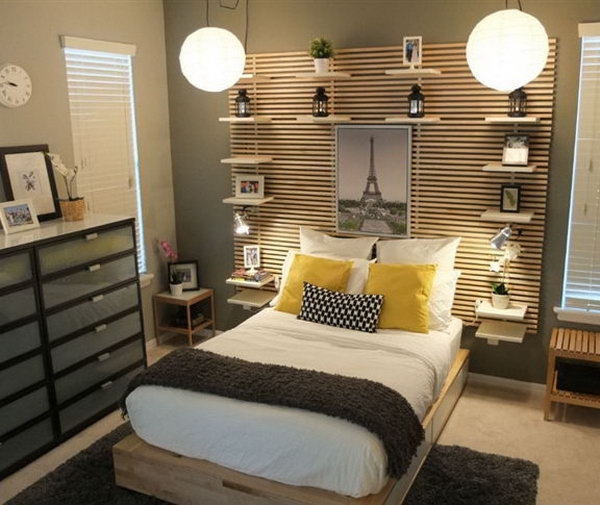 10 cozy bedroom ideas hative for Cozy bedroom ideas for small rooms