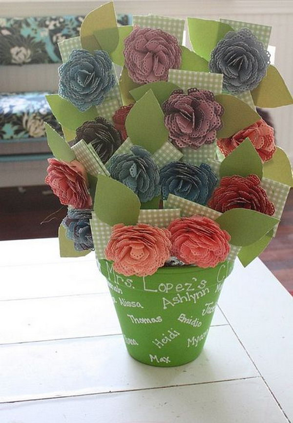 Gift Card Bouquet. A gift card bouquet is as beautiful as a real flower bouquet. But the card bouquet will never wither like the real one do. So this gift card bouquet is a fabulous present for friends.