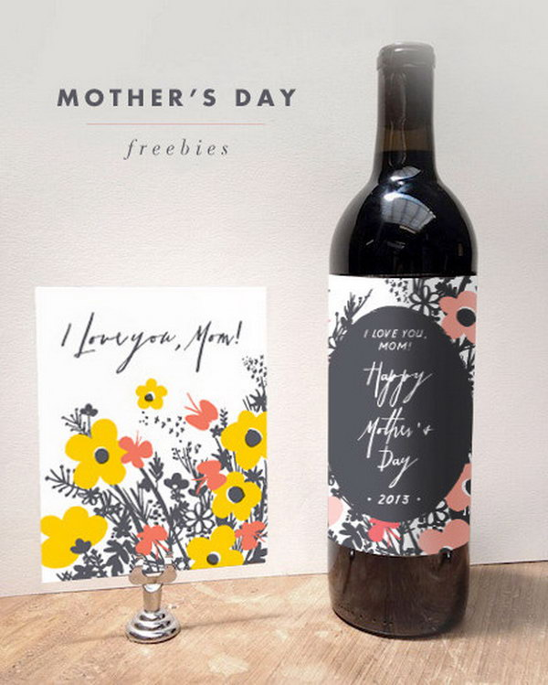 Creative Diy Gifts For Mom Hative