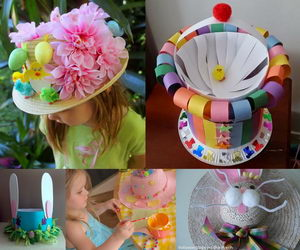 cool easter bonnet or hat ideas hative