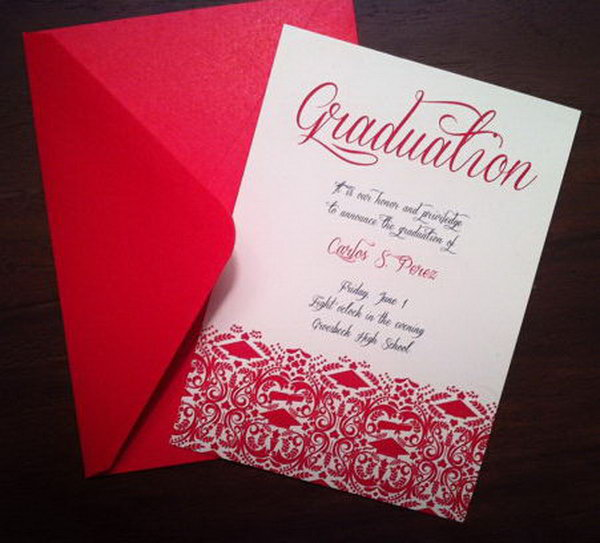 25 Creative Graduation Announcement Ideas - Hative