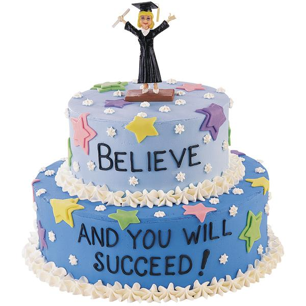 25 Cool Graduation Cake Ideas - Hative