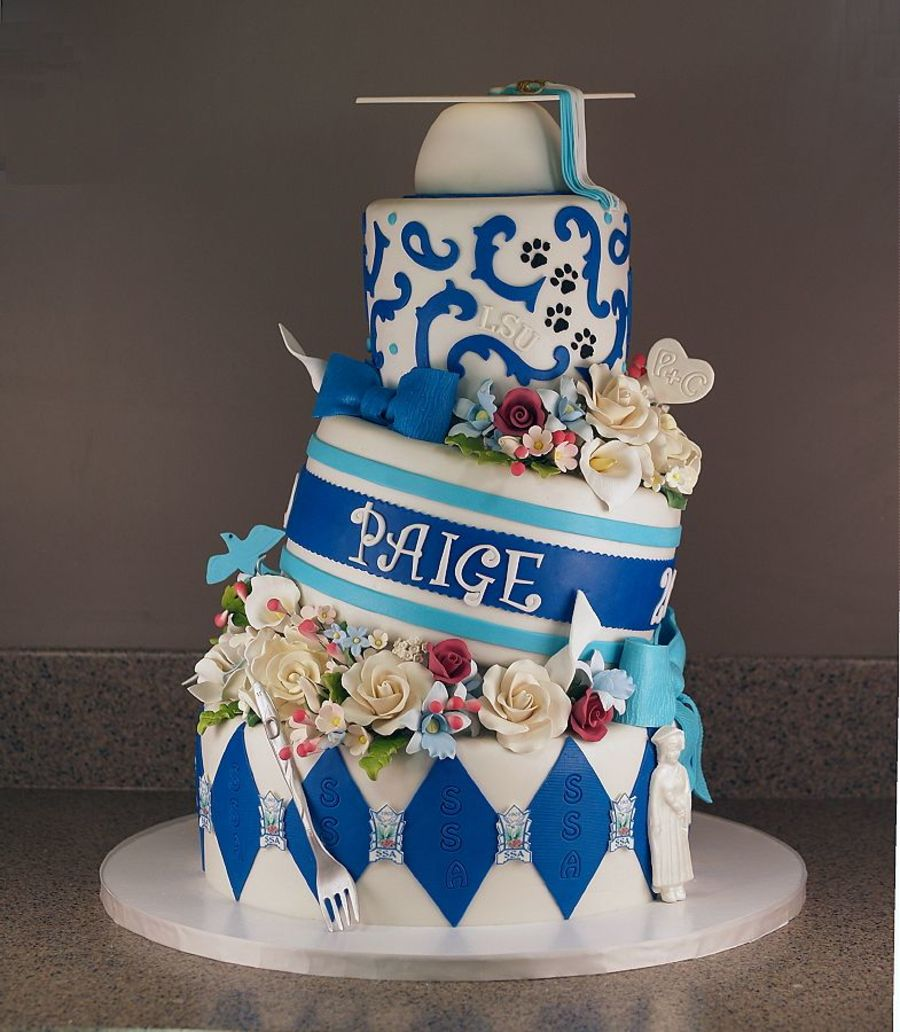 25 Cool Graduation Cake Ideas