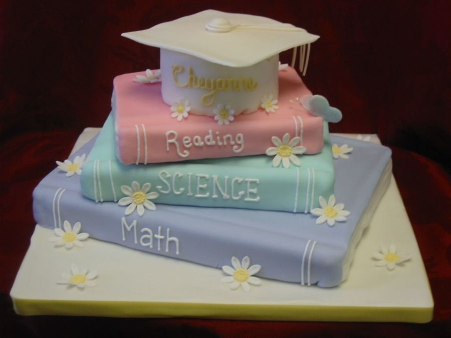 Cake Design Graduation : 25 Cool Graduation Cake Ideas - Hative