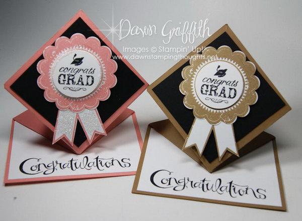 Graduation Card Designs Cool Diy Graduation Card Tutorials Diy