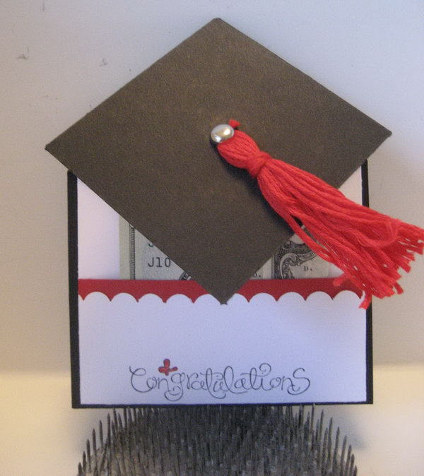 25 DIY Graduation Card Ideas Hative