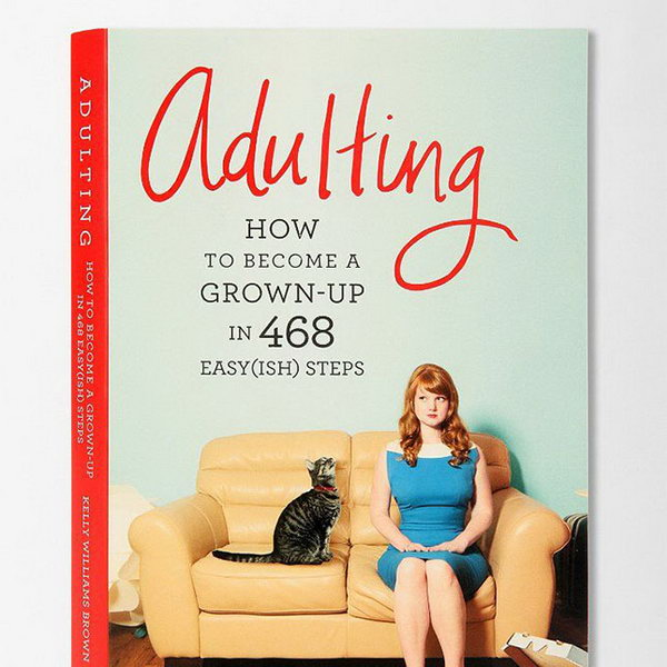 Adulting. Send the graduate with a funny, wise and useful book based on the blog of the same name to help him or her become a grown up in a better way. This book will serve as guidance to the graduate's life after this transition. http://hative.com/graduation-gift-ideas/