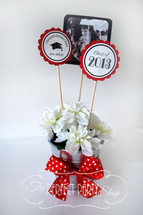 Diy graduation party decoration ideas hative