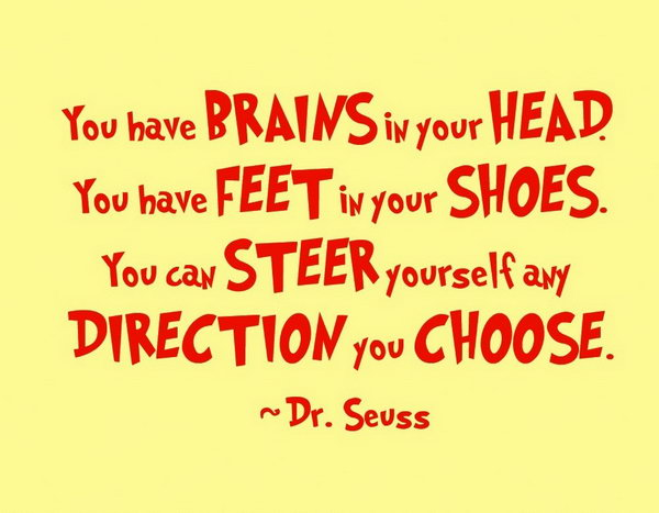 Inspirational Graduation Quotes on Best Dr Seuss Images On Pinterest Suess Preschool School
