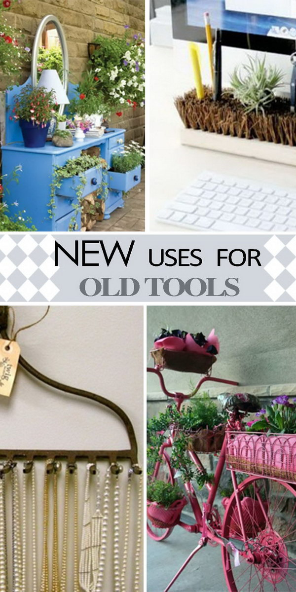 New Uses for Old Tools!