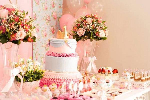 Creative Princess Party Ideas Hative
