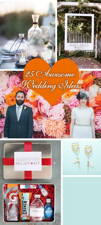Awesome Wedding Ideas!