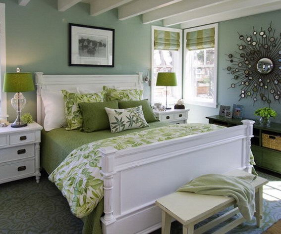 45 beautiful paint color ideas for master bedroom hative for Pretty bedroom colors
