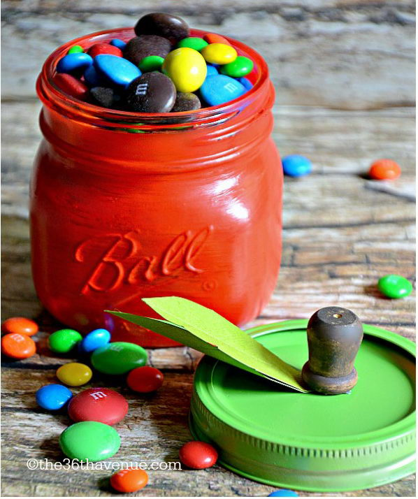 25 Creative Baby Food Jar Crafts For Home Decoration Hative
