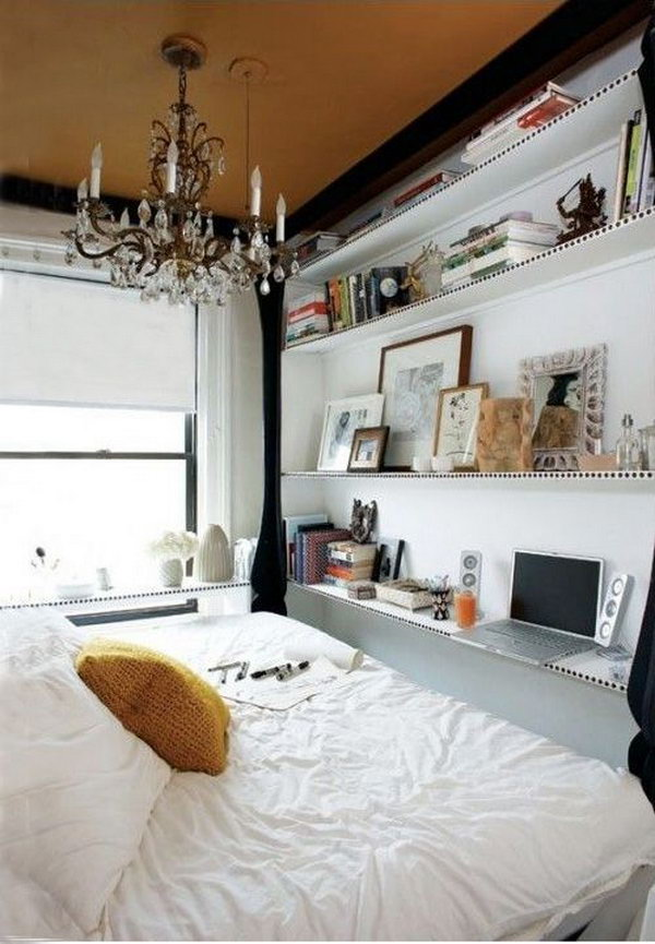 25 Creative Ideas for Bedroom Storage - Hative on Cheap:l2Opoiauzas= Bedroom Ideas  id=19303