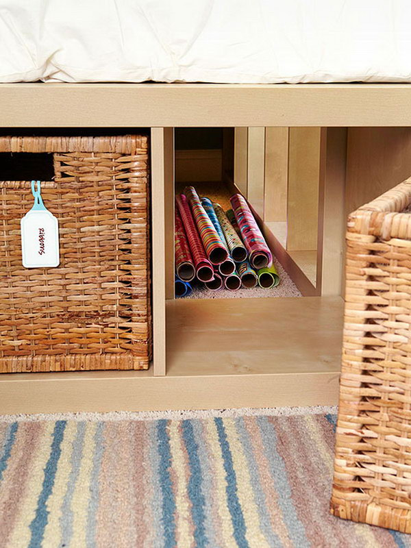 amusing bedroom storage ideas   25 Creative Ideas for Bedroom Storage - Hative