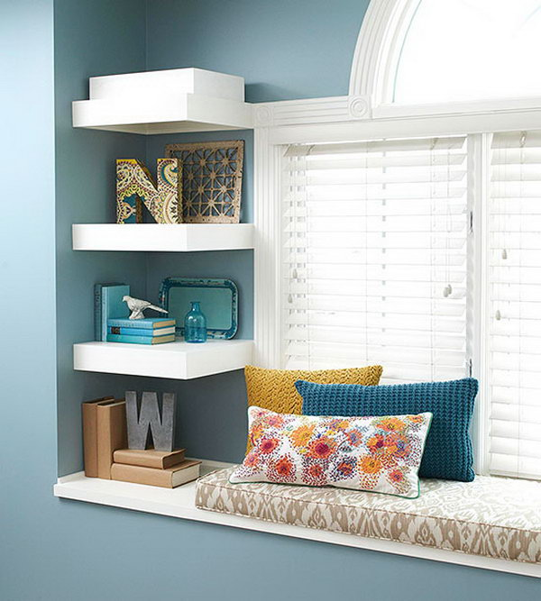 Easy Storage Idea: 25 Creative Ideas For Bedroom Storage
