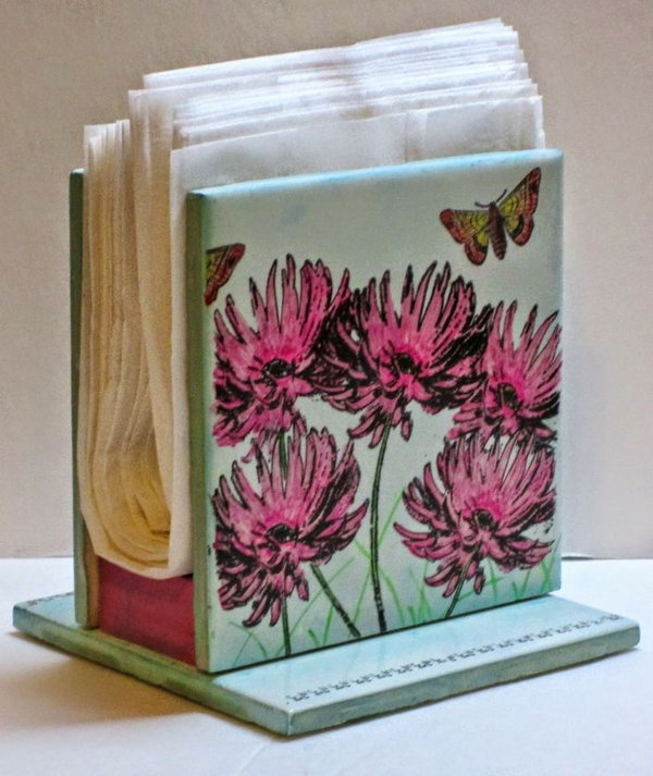 20 Creative Ideas for Reusing Leftover Ceramic Tiles - Hative
