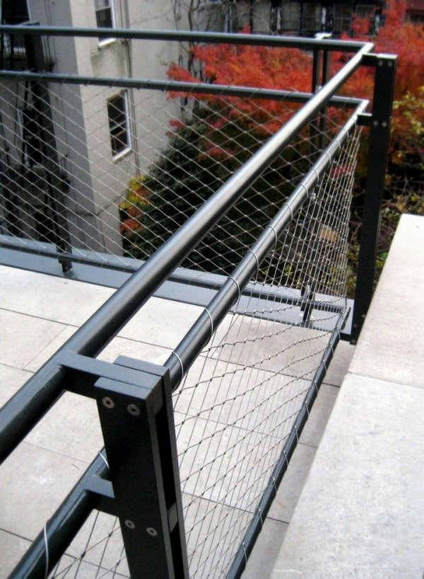 Good Metal+guard+rail Stainless Steel Deck Rails