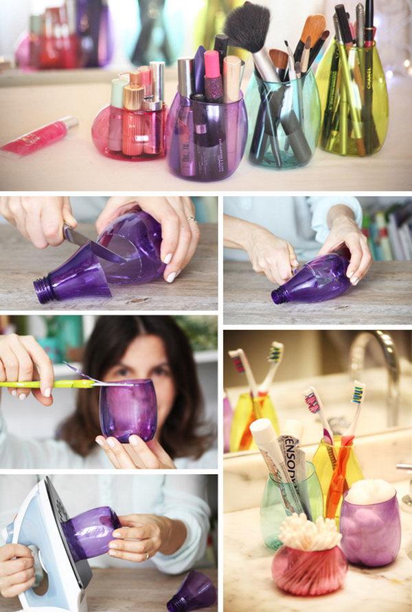 25 Diy Makeup Storage Ideas And Tutorials Hative
