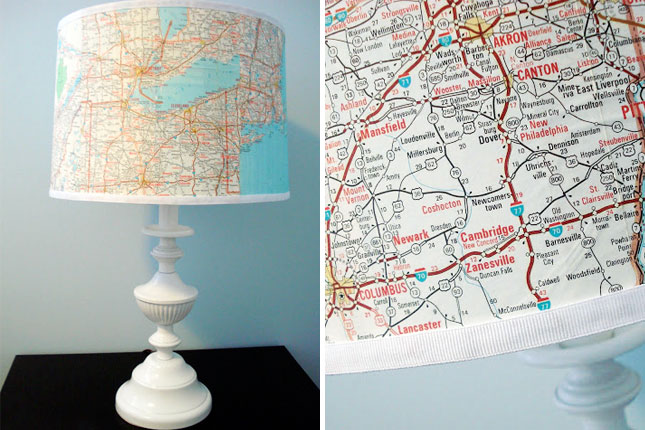 25 Creative DIY Map Projects  Hative