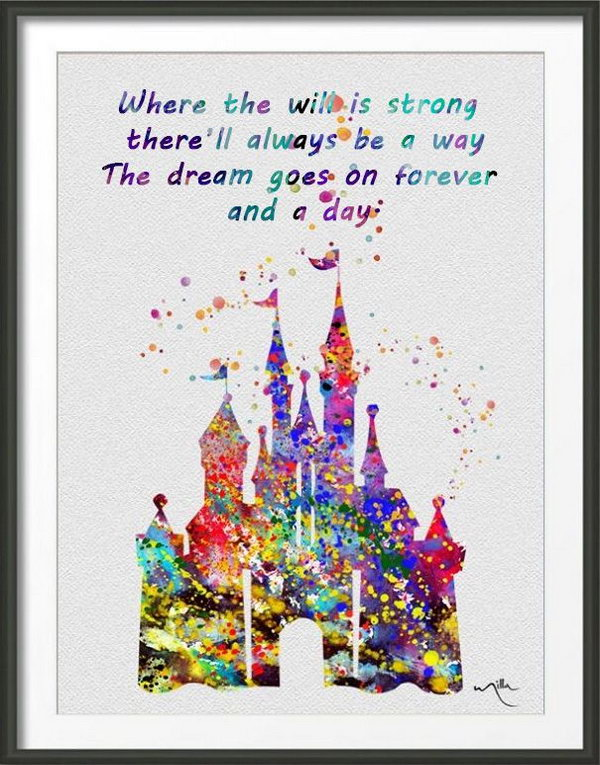 Gentil Stong Will To Live Your Dream. Where The Will Is Strong Thereu0027ll Always