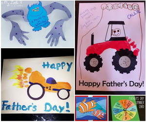 fathers-day-card-collage