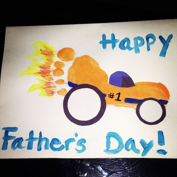 40 Diy Father S Day Card Ideas And Tutorials For Kids Hative