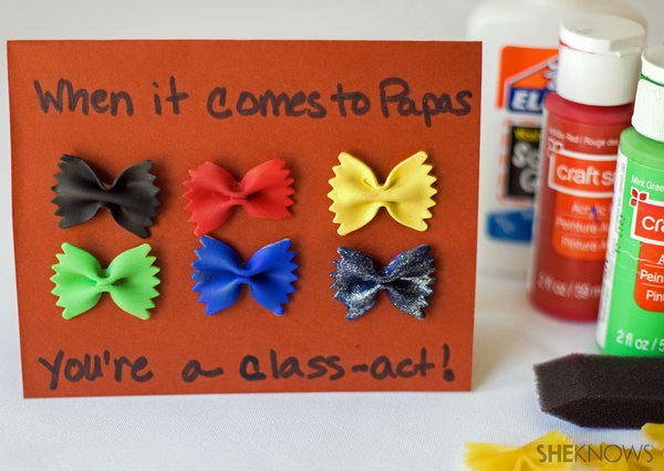 40 diy fathers day card ideas and tutorials for kids