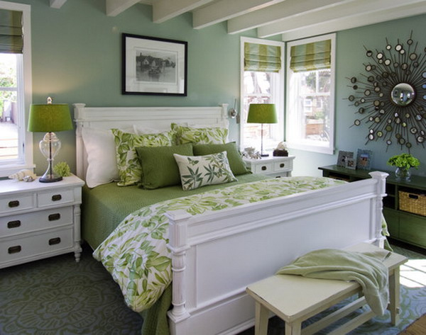 green master bedroom paint color ideas - Master Bedroom Colour Ideas