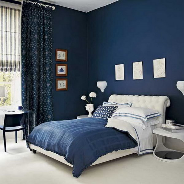 . 45 Beautiful Paint Color Ideas for Master Bedroom   Hative