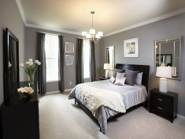 45 beautiful paint color ideas for master bedroom hative for Bedroom colours ideas paint