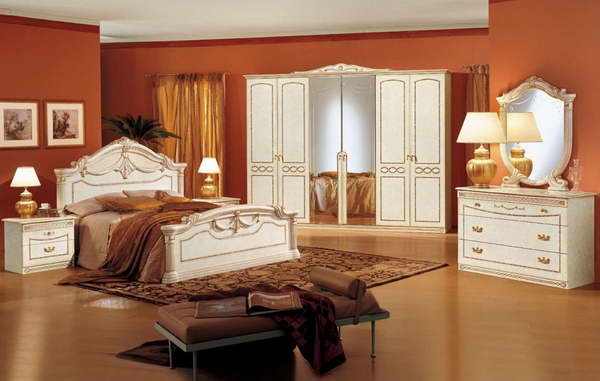 orange master bedroom paint color ideas - Master Bedroom Paint Colors