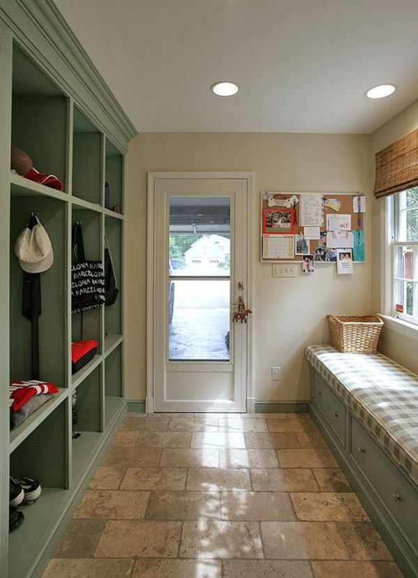 30 awesome mudroom ideas hative On mudroom layout