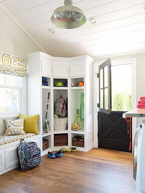 Laundry Room Design Top Loader Ideas