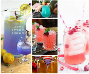 summer-cocktail-recipes-collage
