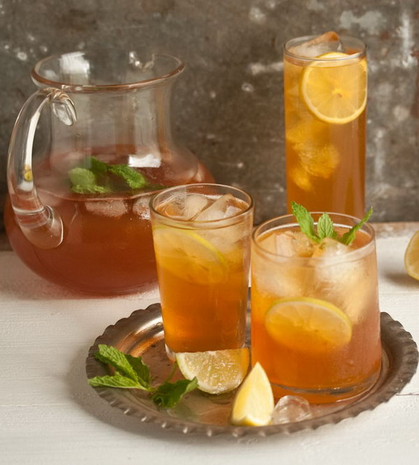 Cool drinks to make at home picture.