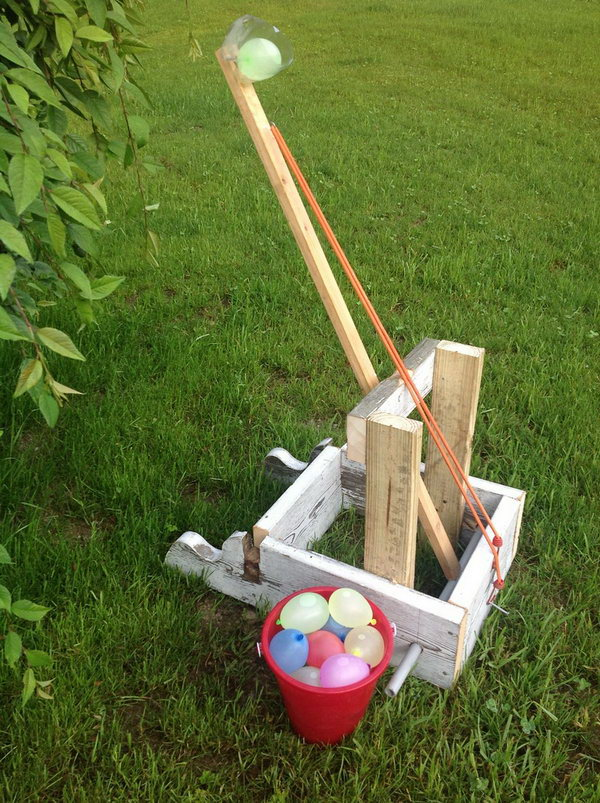 10 Awesome Water Balloon Launchers For Summer Fun Hative