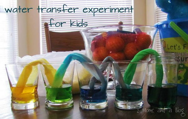 20 Cool And Fun Water Play Ideas For Kids In Summer Hative