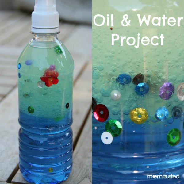 Plastic Bottle Craft Ideas For Kids Part - 40: This Easy Play Idea Is Also A Little Funny Science Project