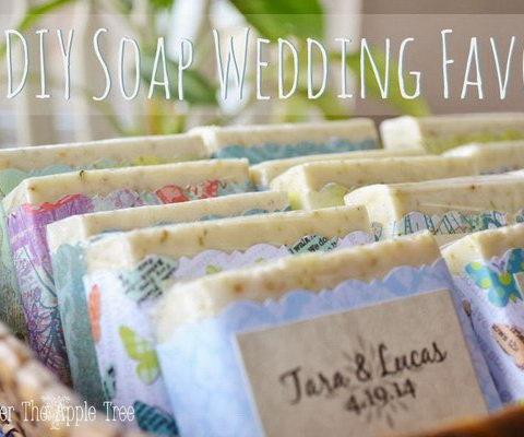 Wedding Favor Ideas 2015 : 20 Easy and Usable DIY Wedding Favor IdeasHative