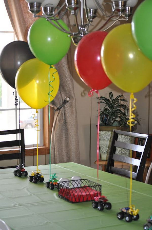 40 Construction Themed Birthday Party Ideas Hative