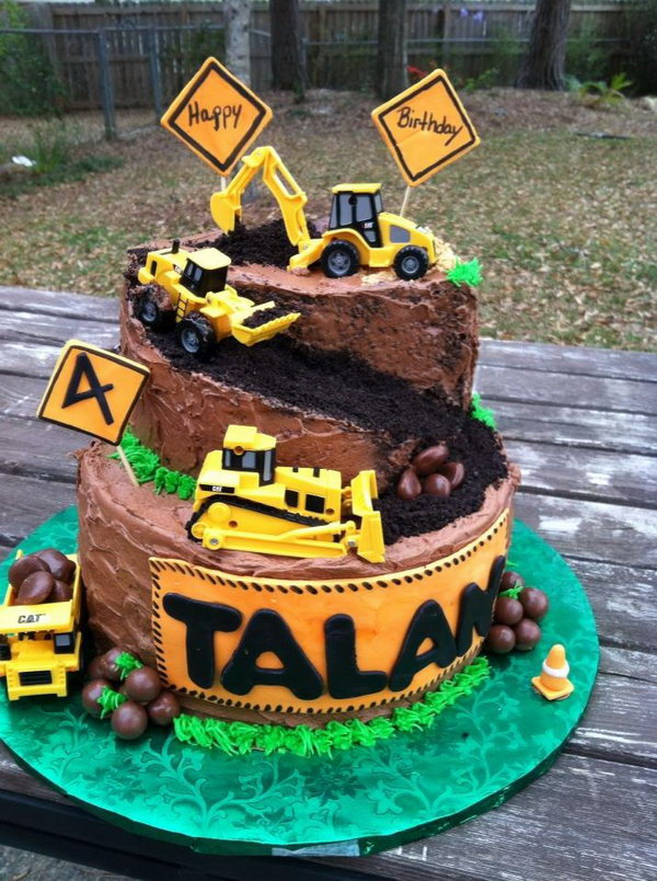 construction party theme for adults